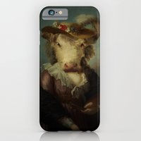 iPhone & iPod Case featuring Cow #1 by ARJr