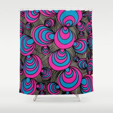 - sugar bank - Shower Curtain