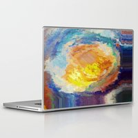 watercolour Laptop & iPad Skins featuring WaterColour by MonsterBrown