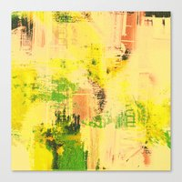 Isolated & Alone Canvas Print
