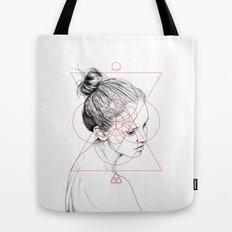 Face Facts II Tote Bag