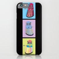 iPhone & iPod Case featuring Dalek Dreams by Megs stuff...