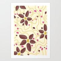 Beans Art Print