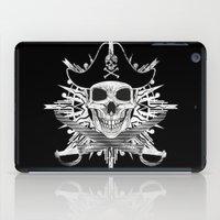 Pirate Skull And Crossbo… iPad Case