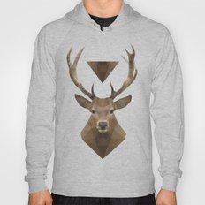 deer triangle Hoody