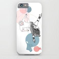 farewell bubbles  iPhone 6s Slim Case