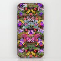 Floral Dream iPhone & iPod Skin