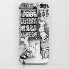 Baking Cats Slim Case iPhone 6s