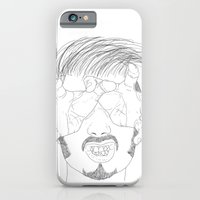 iPhone & iPod Case featuring I'm grabbing your eyes baby ! by Dario Olibet