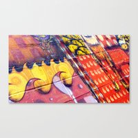 March To Your Own Beating Drum Canvas Print