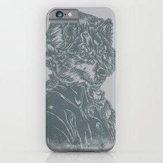 Wolf Amadeus Mozart Slim Case iPhone 6s