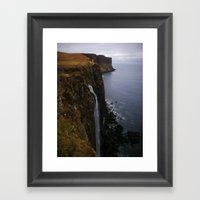 Rest In Peace And Fly Aw… Framed Art Print