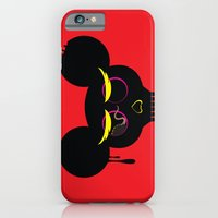 iPhone & iPod Case featuring rat poison by sudarshana