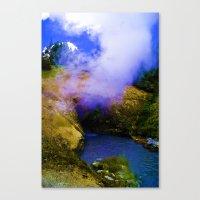 Dragon's Breath Canvas Print