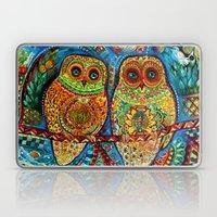 Byzantine Owls Laptop & iPad Skin