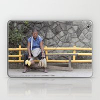 Those Who Feel The Breat… Laptop & iPad Skin