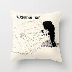 LOVE (series) Throw Pillow