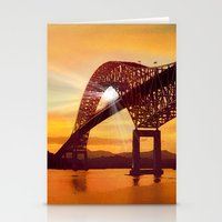 Pan-American Bridge Stationery Cards