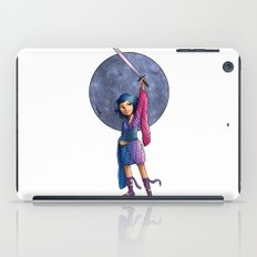 Mercury Princess iPad Case