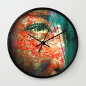 Magic People 2 Wall Clock