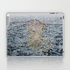 Swimming under the rain Laptop & iPad Skin