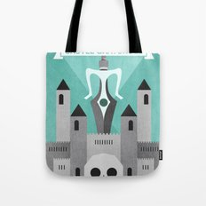 Castle Grayskull Tote Bag