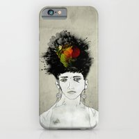 iPhone & iPod Case featuring I'm not what you see by gwenola de muralt