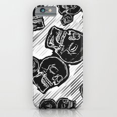 Smile Skulls iPhone 6 Slim Case
