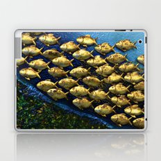 And They Swam  Laptop & iPad Skin