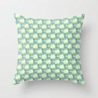Pinapple x Ibisco Throw Pillow