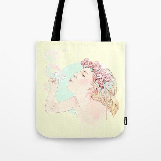 Bubbles Tote Bag