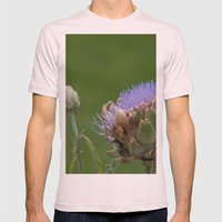 artichoke 2 Mens Fitted Tee Light Pink SMALL