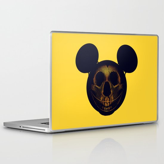 Mickey Laptop & iPad Skin