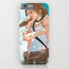 Tomb Raider Slim Case iPhone 6s