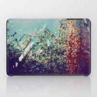 Holga Flowers III iPad Case