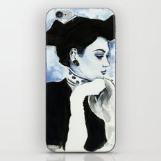 Estelle iPhone & iPod Skin