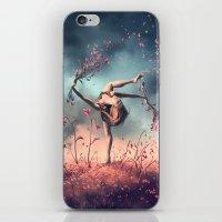 VIRGO from the Dancing Zodiac iPhone & iPod Skin