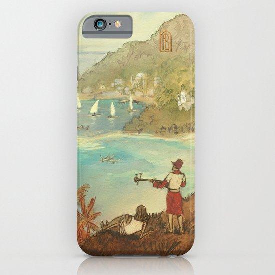 Provincial Polynesia iPhone & iPod Case