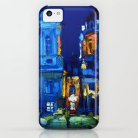 """iPhone Cases featuring Artwork """"Evening in Lviv"""" by Nikita Filatenko"""