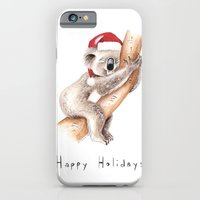 Happy Holidays iPhone 6 Slim Case