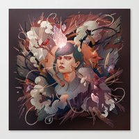 The Motion Canvas Print
