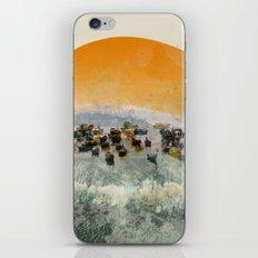 Near Harbor iPhone & iPod Skin