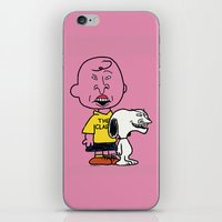 Peanuts and Butthead iPhone & iPod Skin