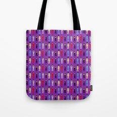 Outfits of Prince Fashion on Purple Tote Bag