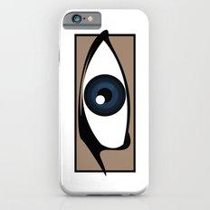 Blue Gaze iPhone 6 Slim Case
