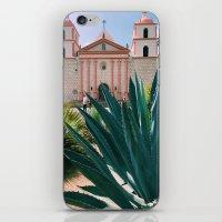 Santa Barbara Mission iPhone & iPod Skin