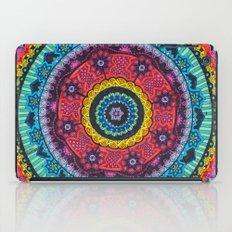 Rainbow Mandala iPad Case