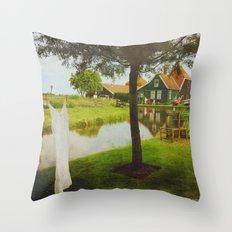 romantic Holland ^_^  Throw Pillow