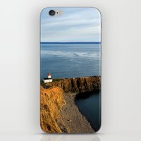 Cape D'or Lighthouse iPhone & iPod Skin