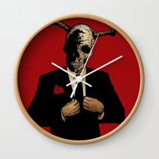 BUY! SELL! Wall Clock